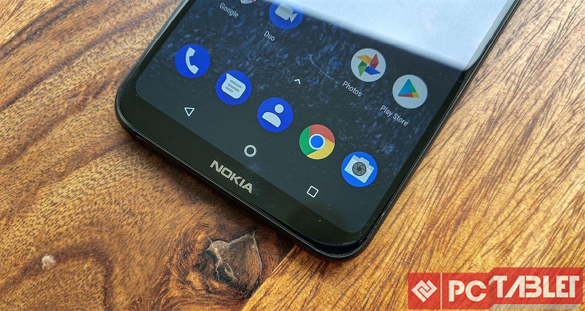 Nokia 6.1 Plus 1