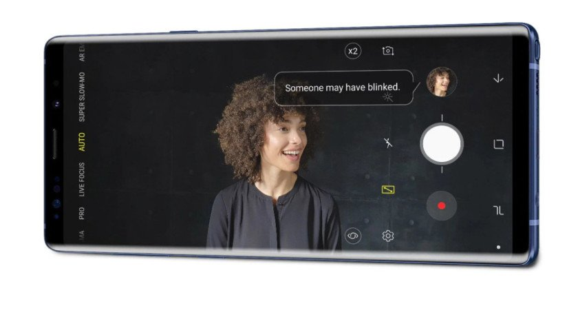 samsung galaxy note 9 flaw detection