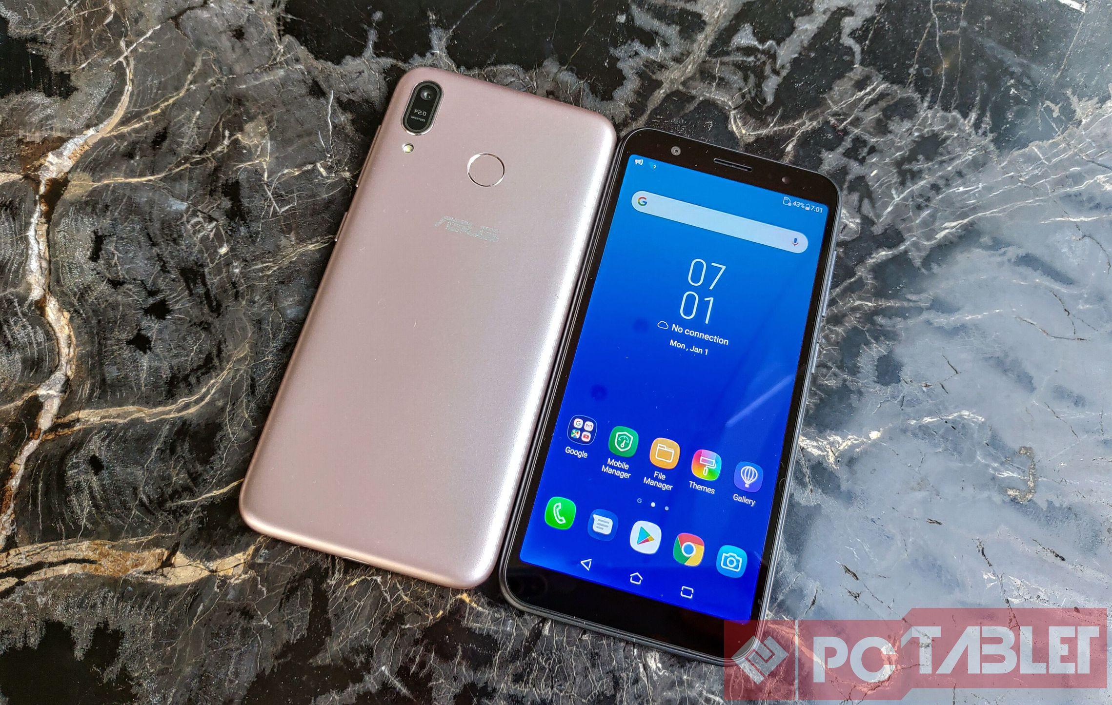 Zenfone Max M1 and Lite L1 1