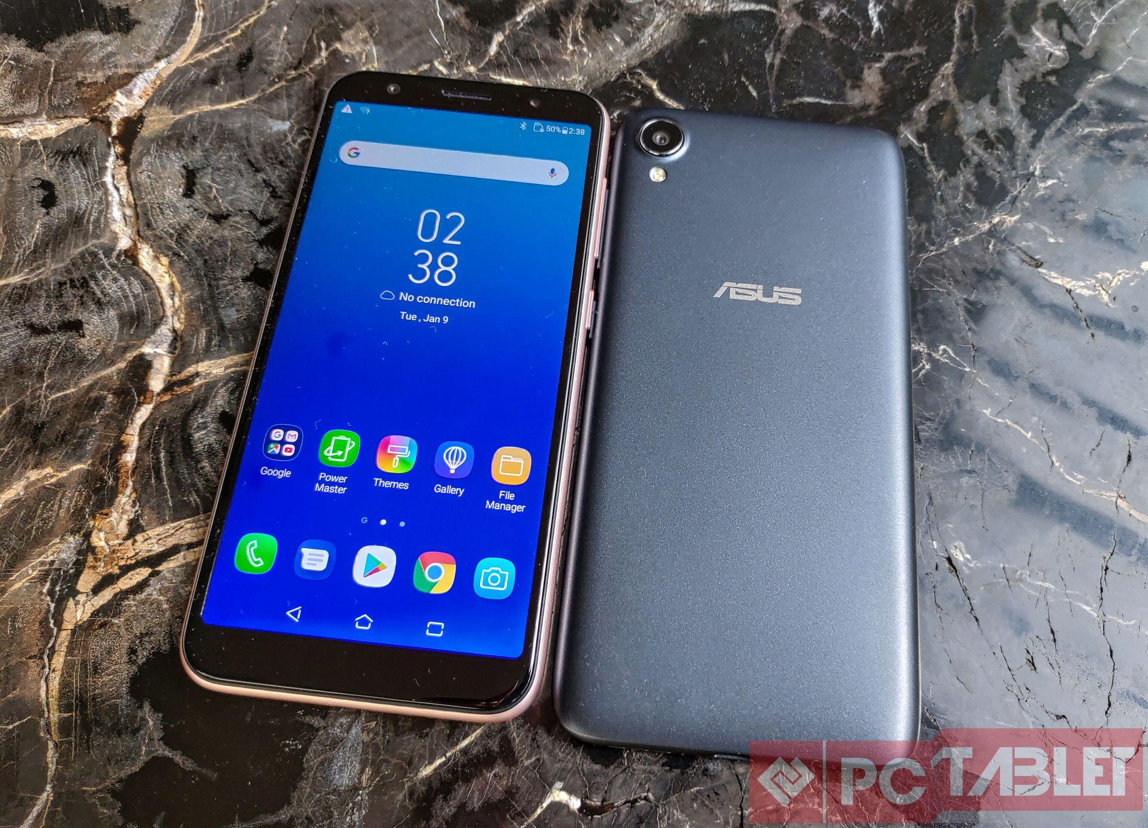 Zenfone Max M1 and Lite L1 2