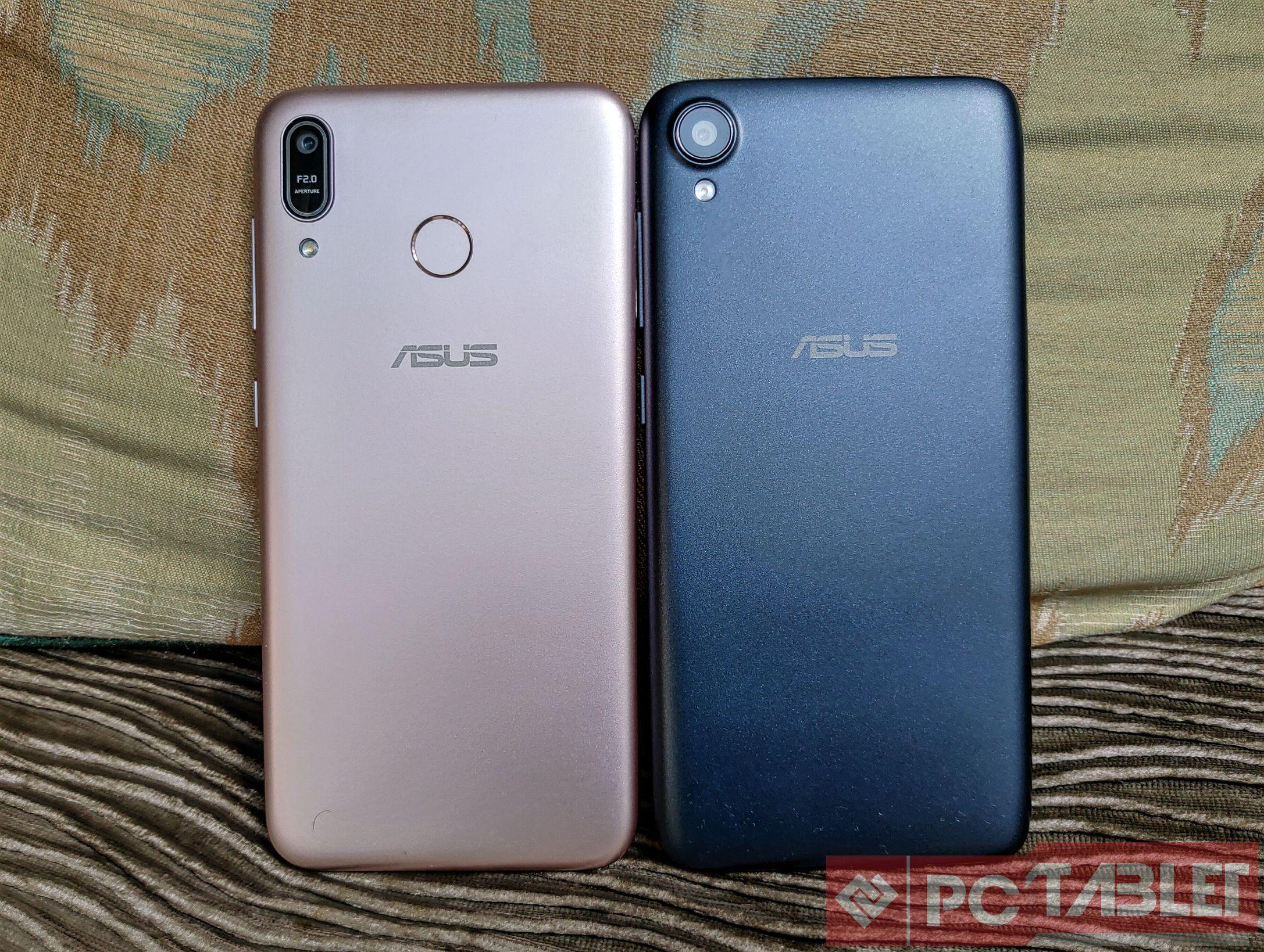 Zenfone Max M1 and Lite L1 3