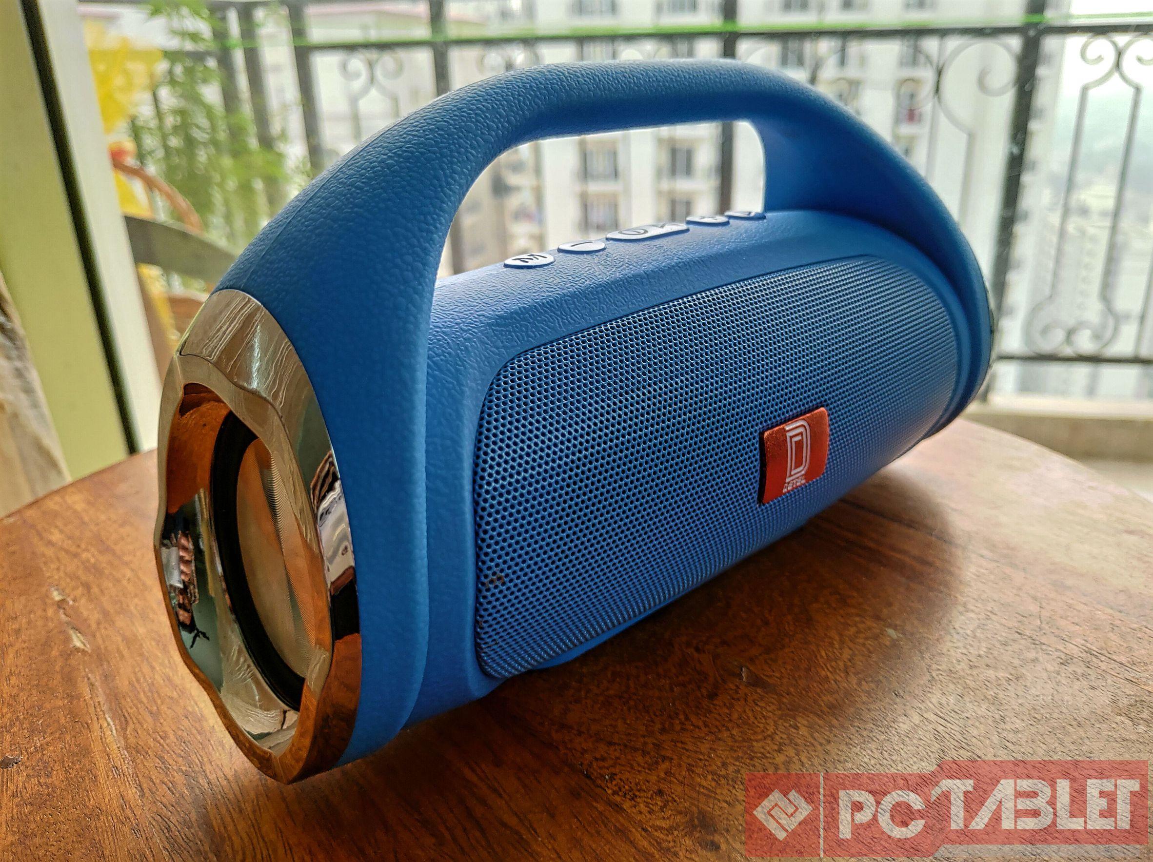 Detel Rockstar speaker 2