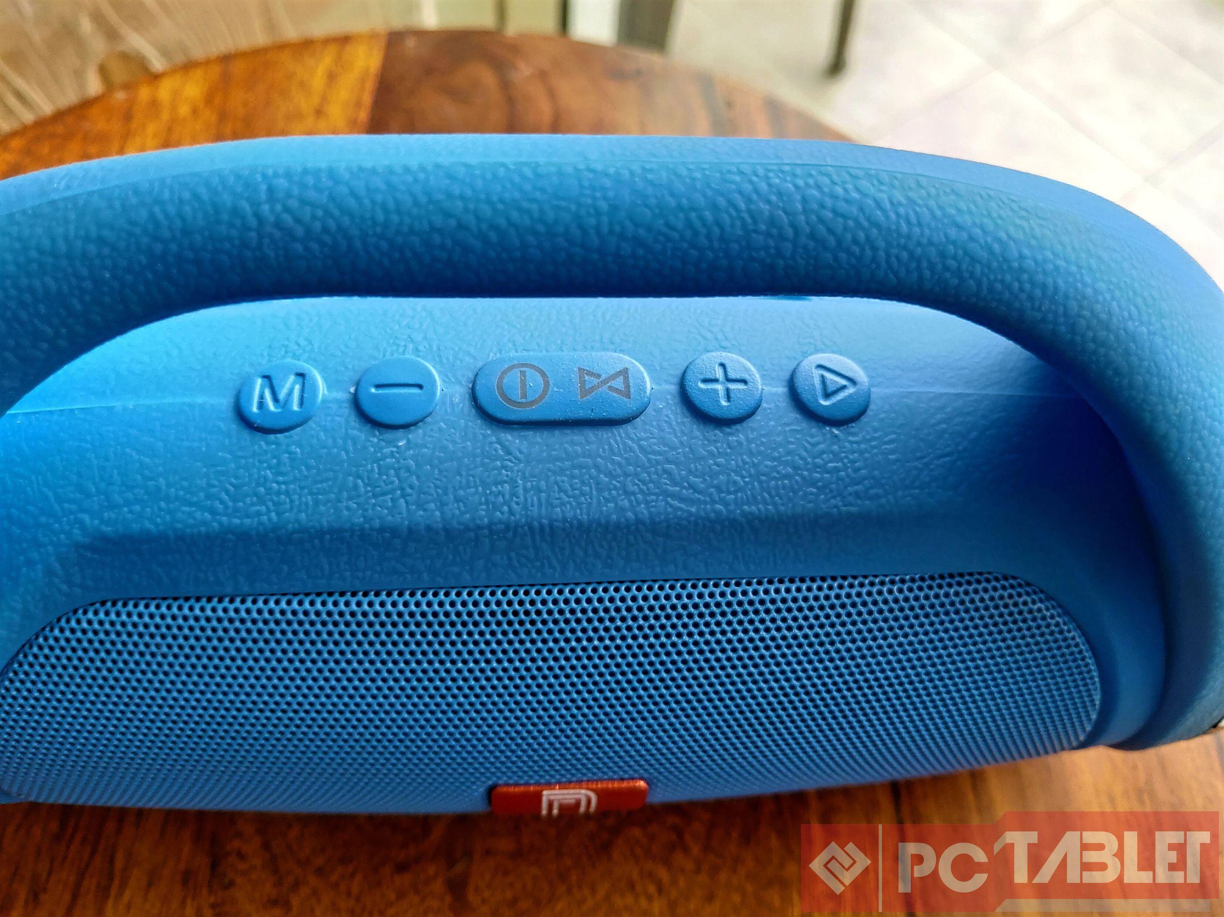 Detel Rockstar speaker 3