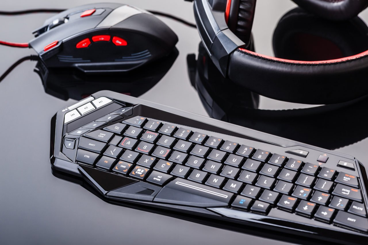 gaming gears