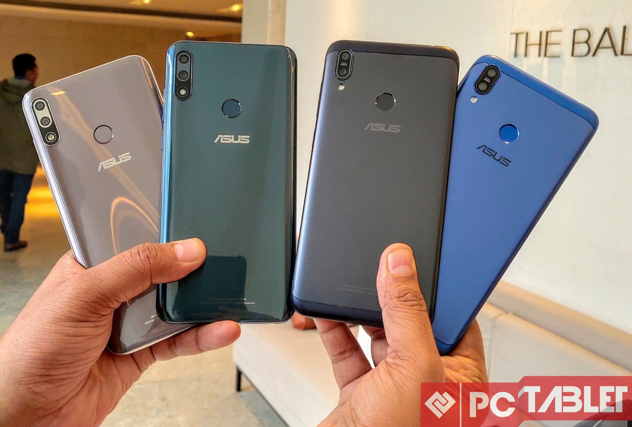 Asus Zenfone Max Pro M2 and Max M2 marked scaled