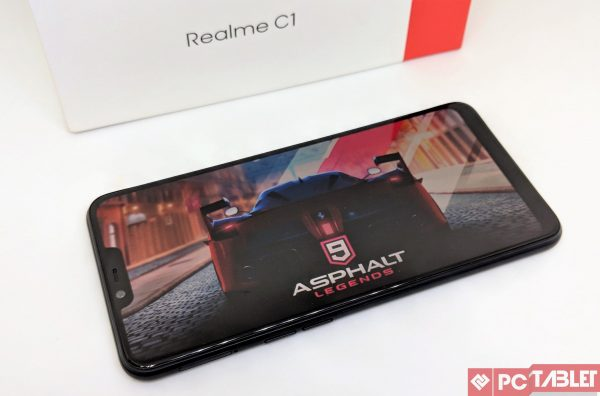 Realme C1 Gaming marked scaled