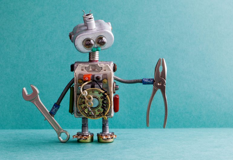 Solving Production Challenges Using Robots