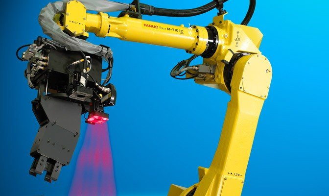 Solving Production Challenges Using Robots2