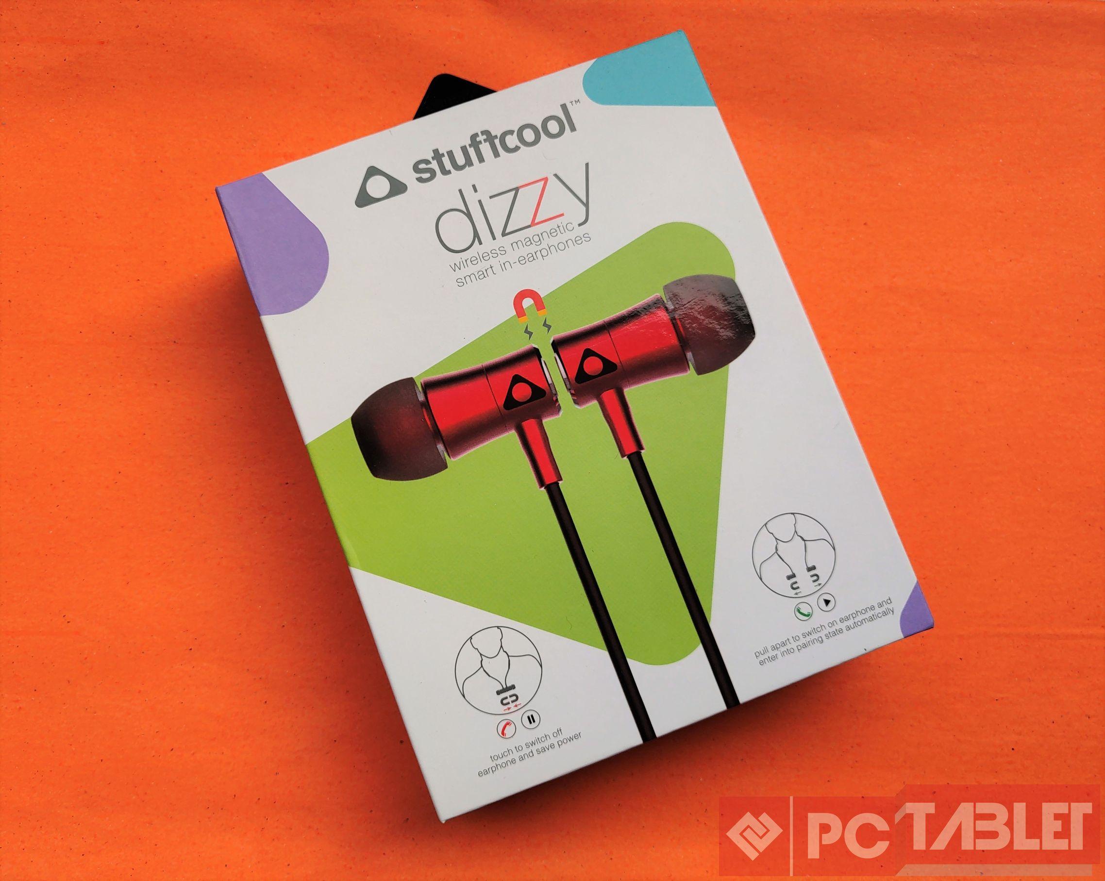 Stuffcoll Dizzy earphones 1