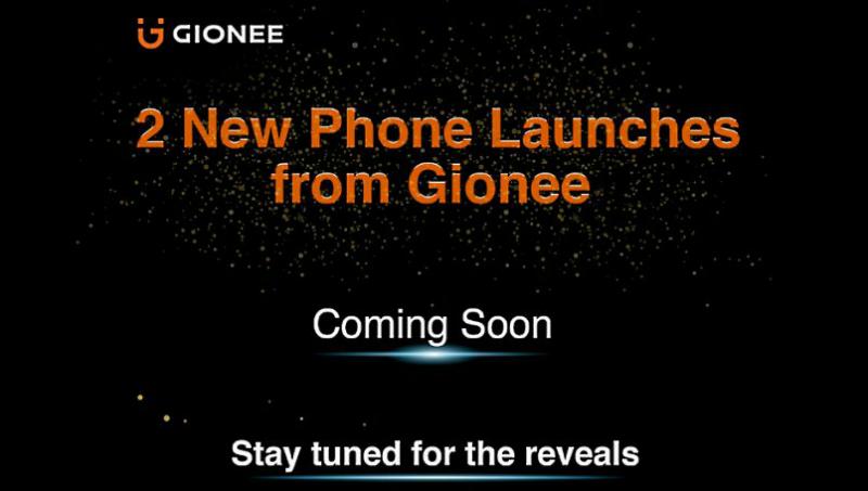 gionee dual camera phones india