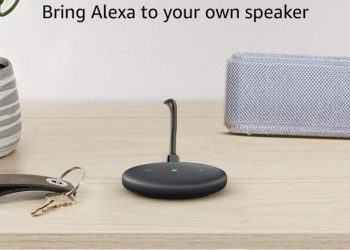 Amazon Echo Input on sale for 20 device puts the smart into your speaker 350x250 1