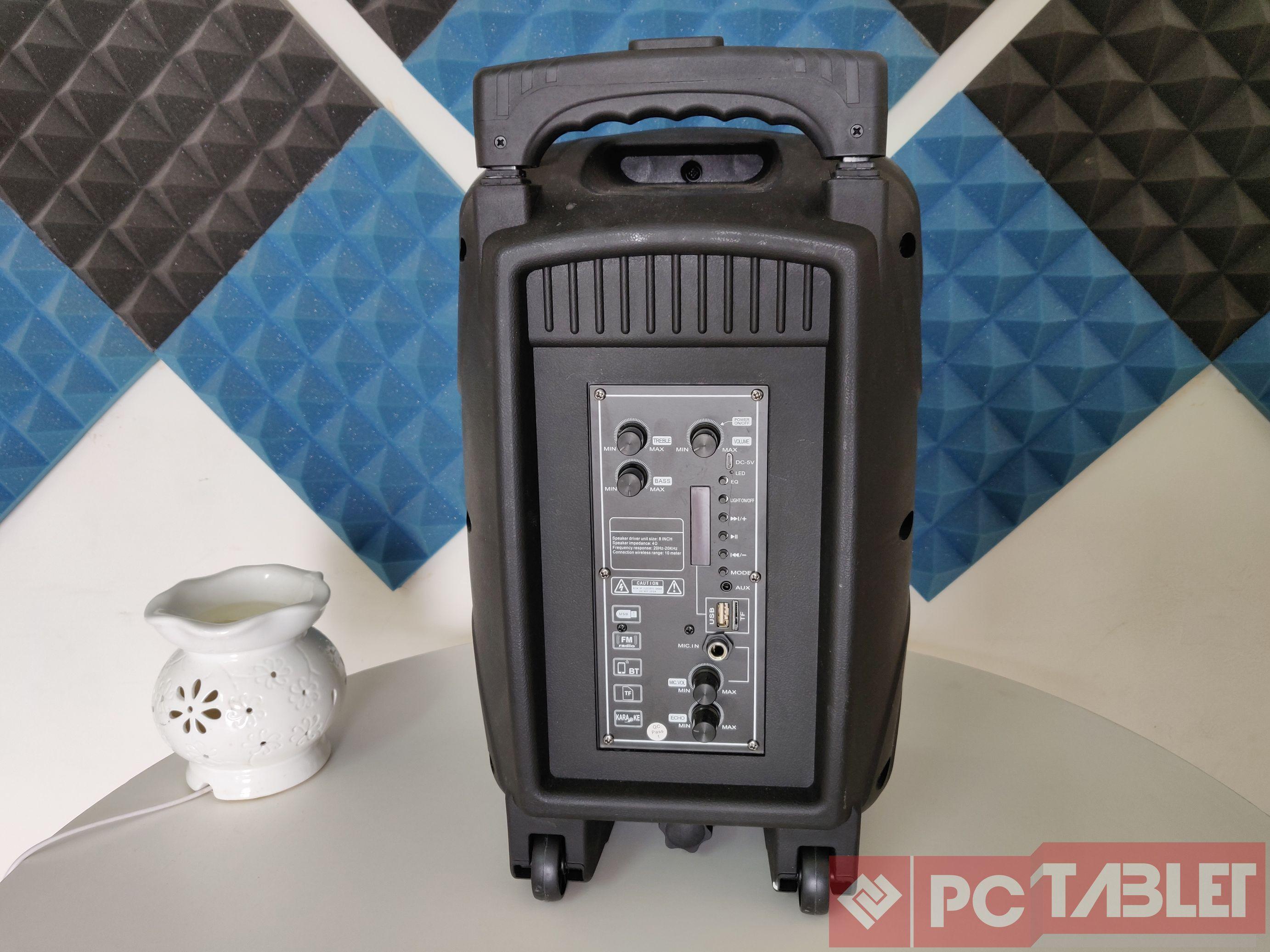 Digitek DBS 200 trolley speaker 1