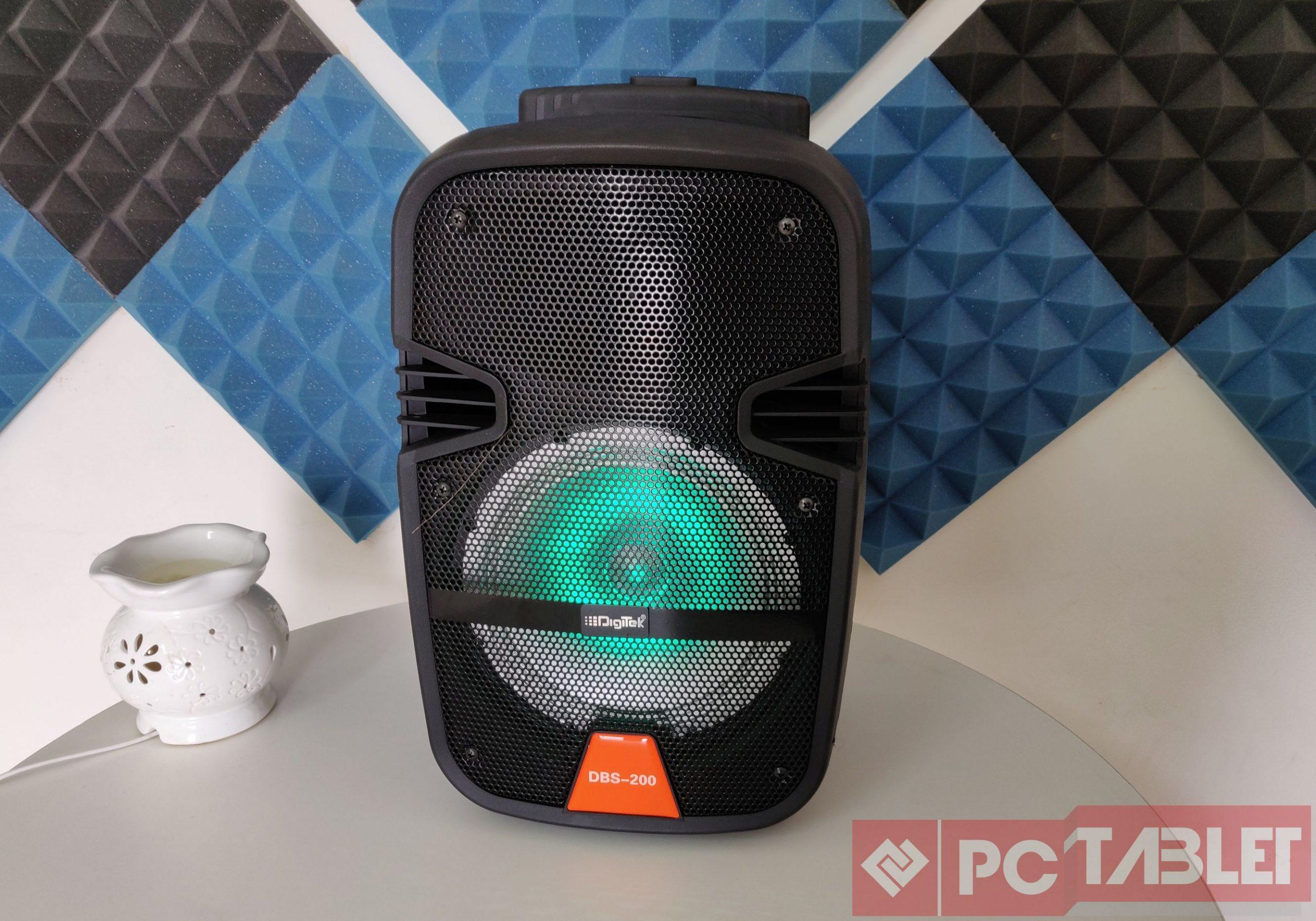 Digitek DBS 200 trolley speaker 3 scaled
