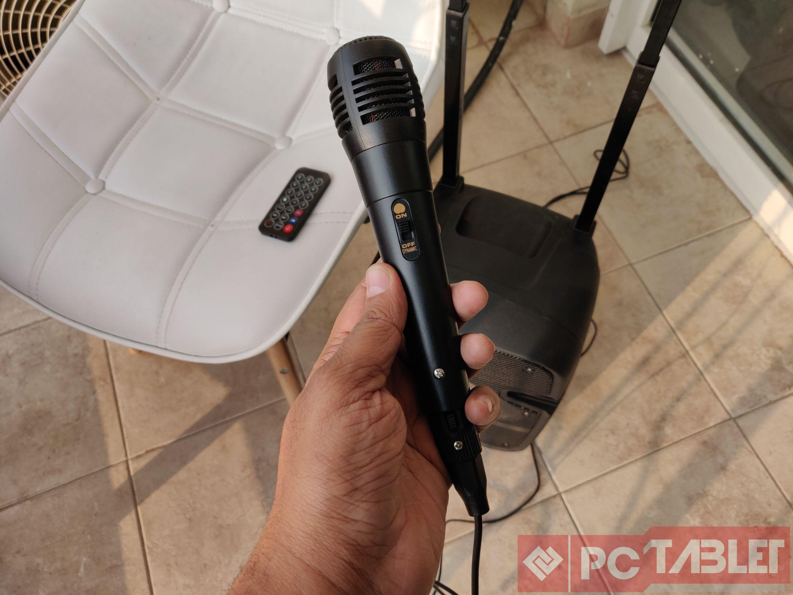 Digitek DBS 200 trolley speaker 6