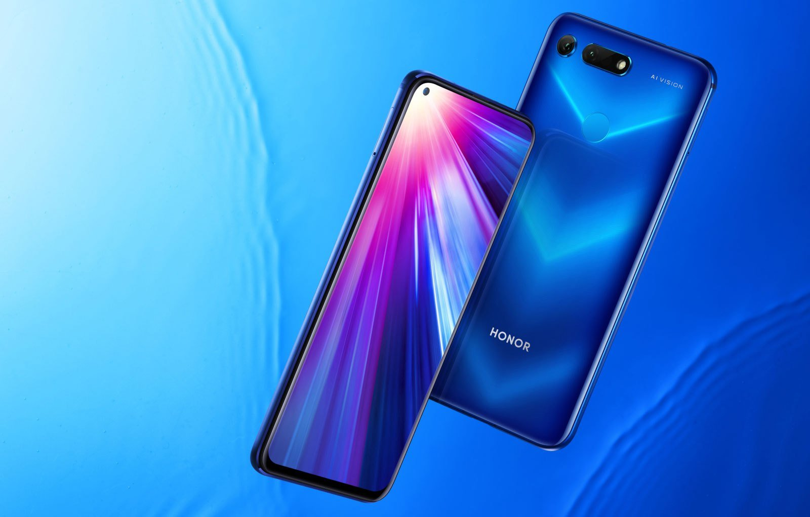 Honor View 20 Official Render 6