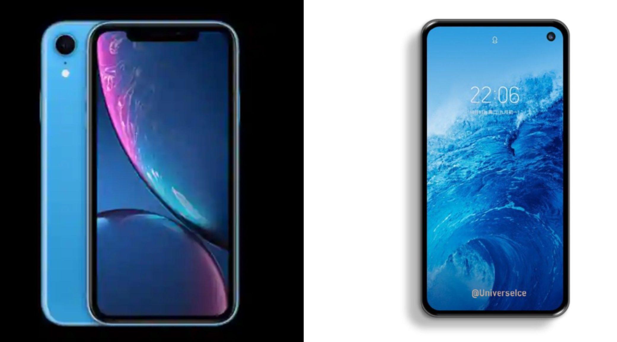Galaxy S10e vs iPhone xr 1 e1550930691313