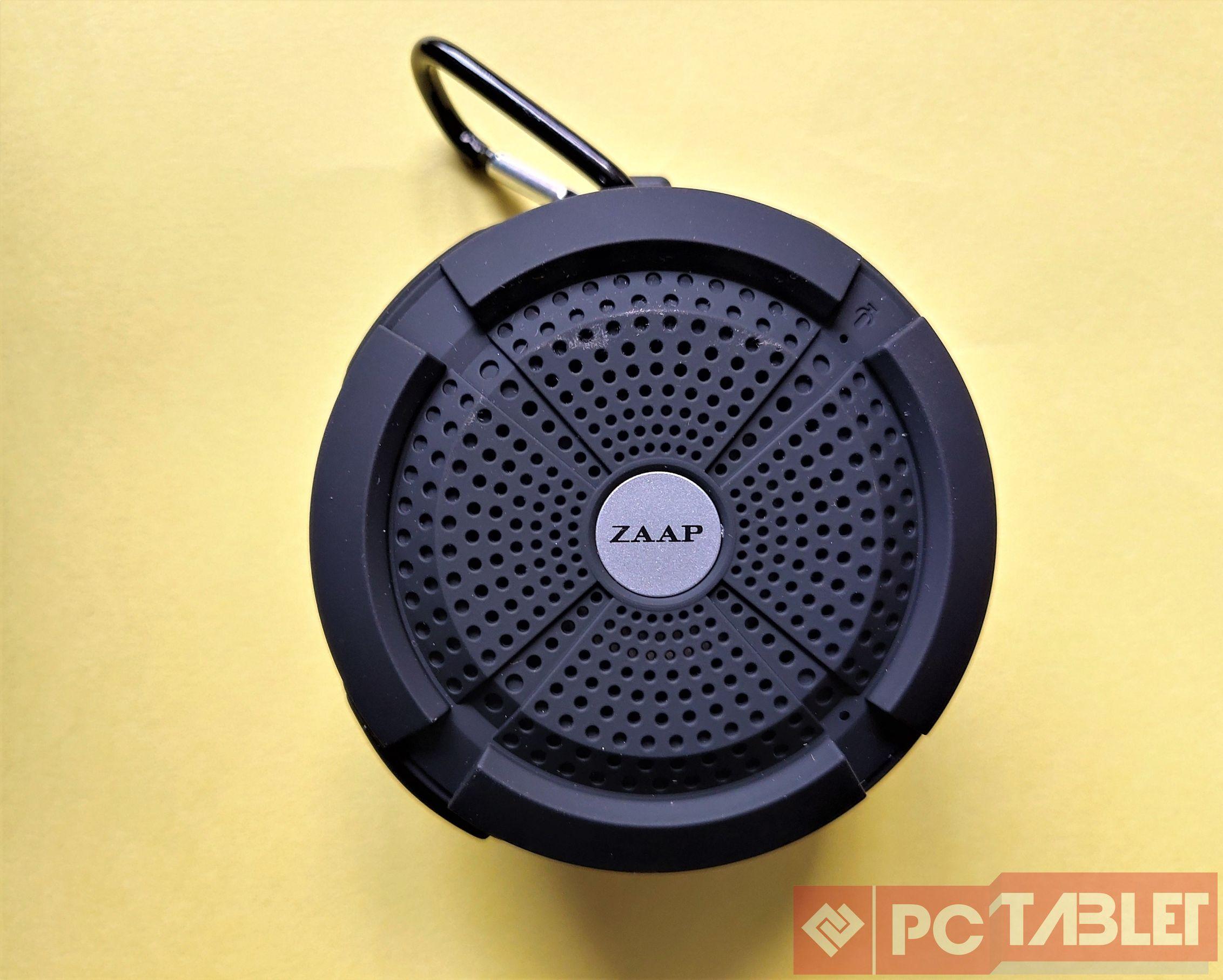 Zaap Aqua Bluetooth speaker 1