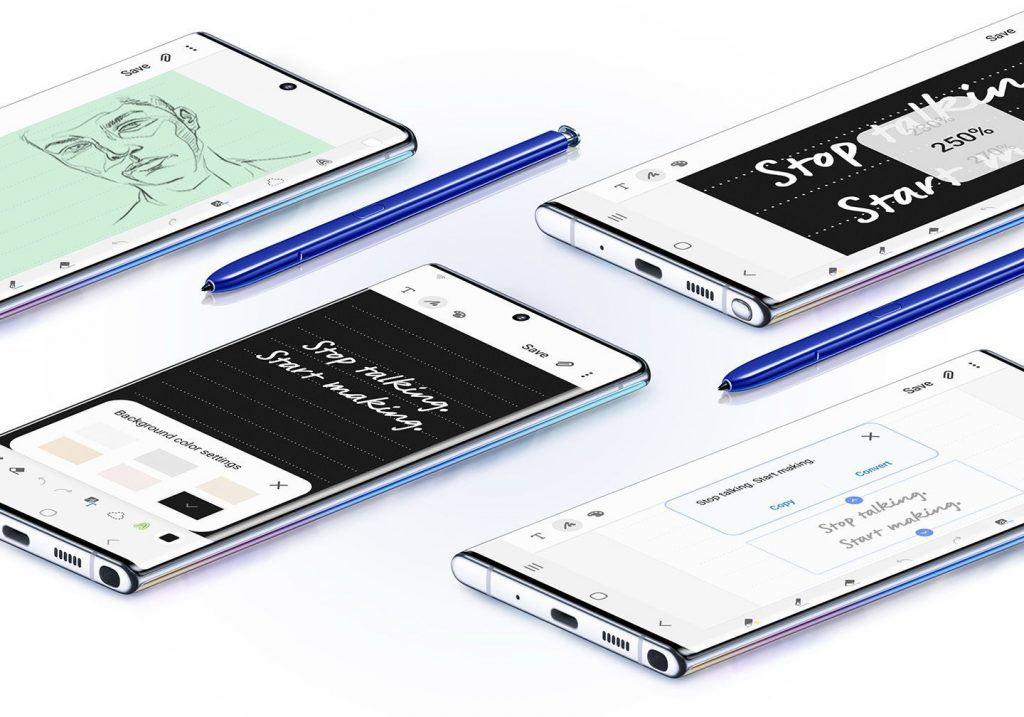 Top 10 features of Samsung Galaxy Note 10