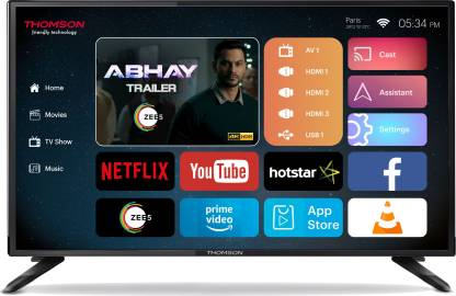 Thomson UD9 40-inch 4K Smart LED TV