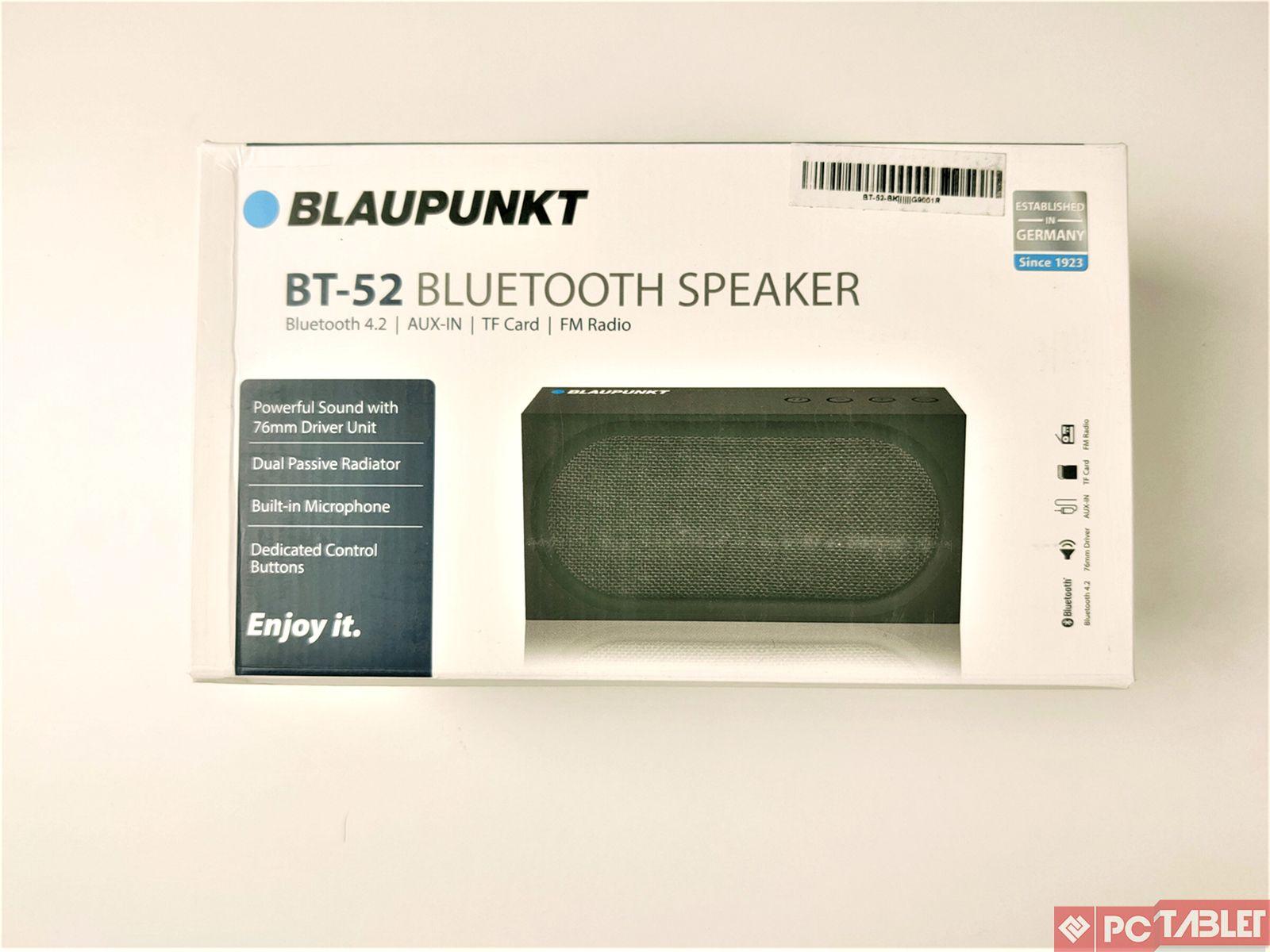 blaupunkt speaker 4
