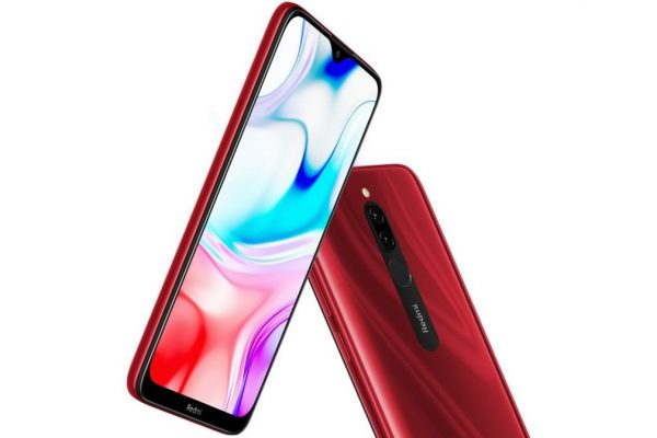 Best Phones Under Rs 8,000- Redmi 8