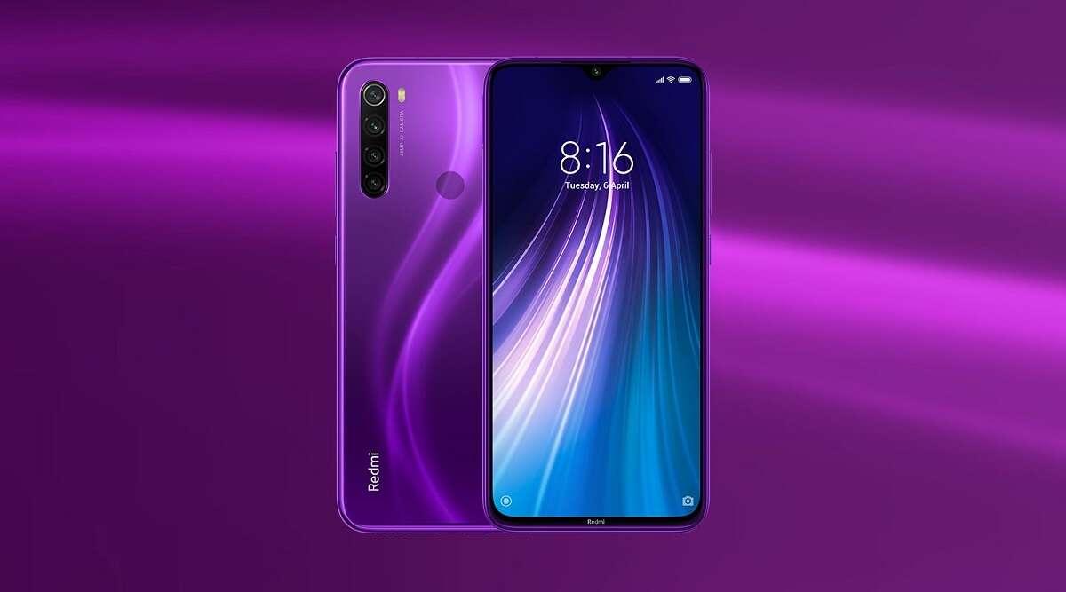 Redmi Note 8 Cosmic Purple