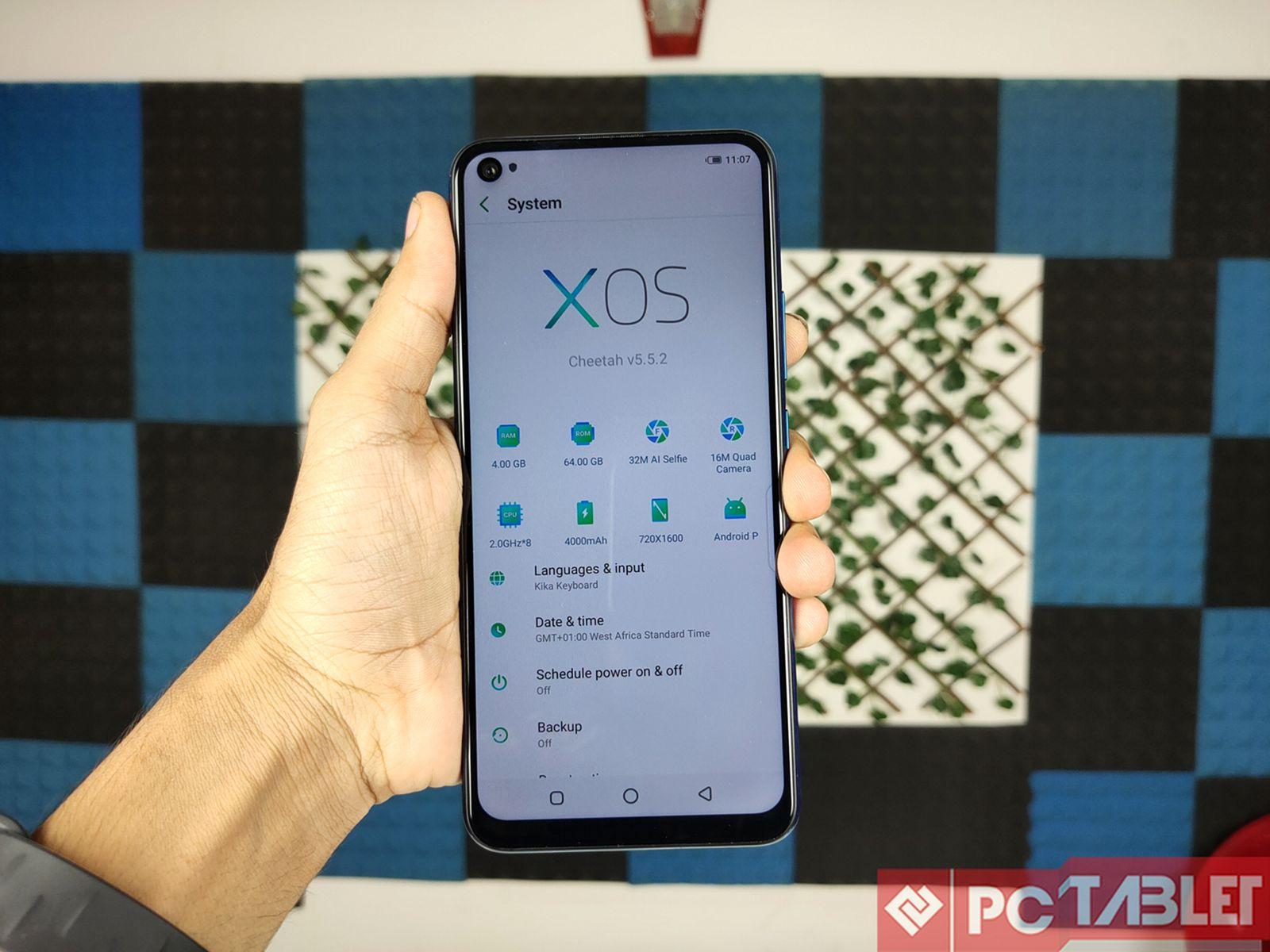 Infinix S5 xülasəsi - Telefonun görünüşü var! 3