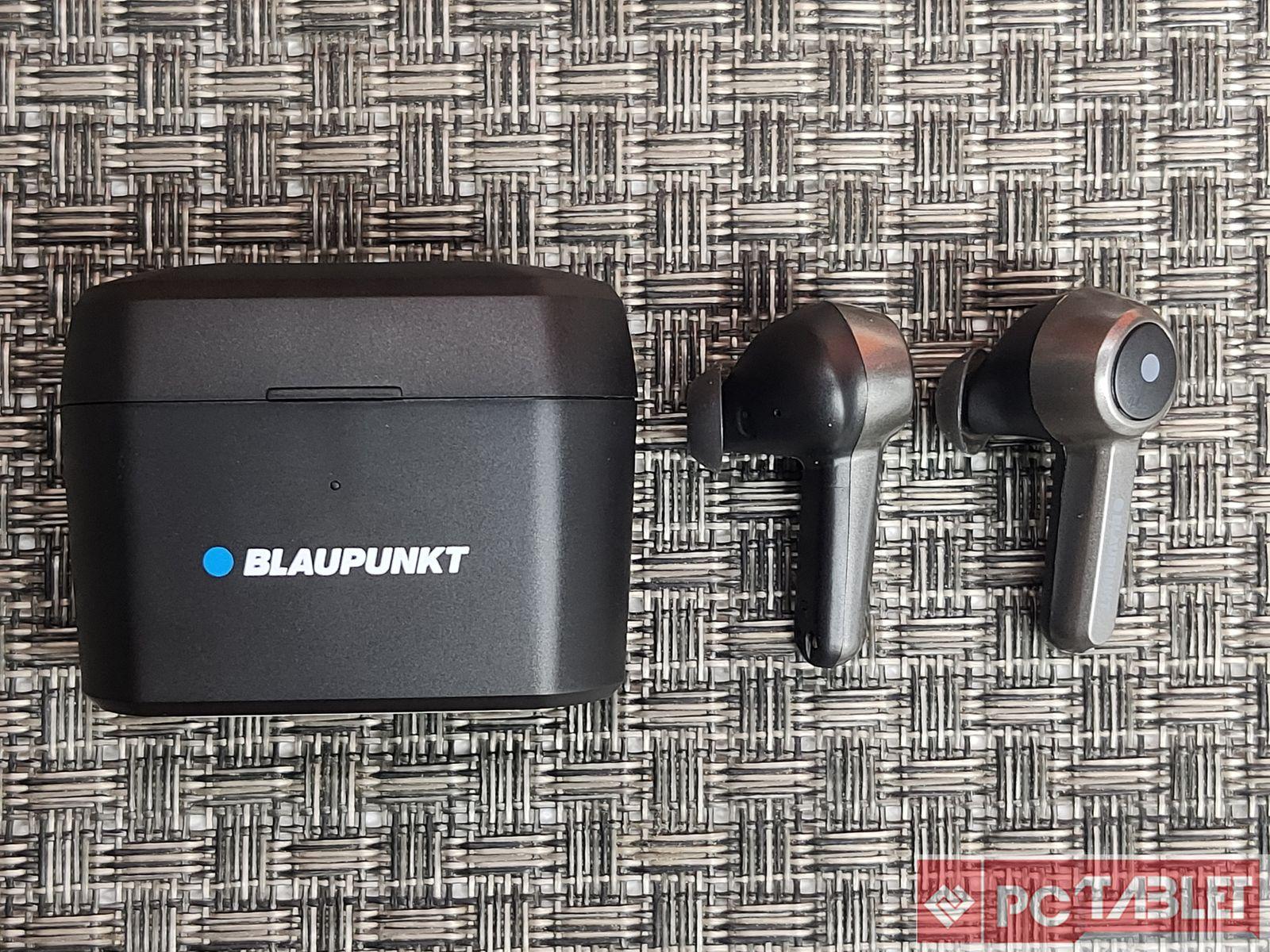 Blaupunkt BTW Pro Truly Wireless Earbuds Review 2