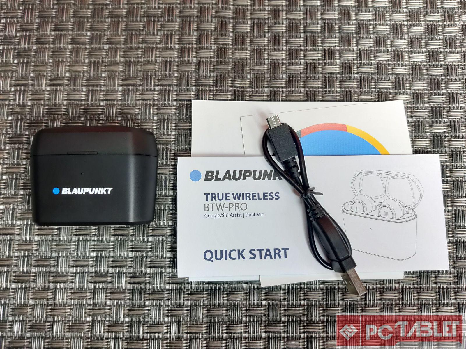 Blaupunkt BTW Pro Truly Wireless Earbuds Review 4