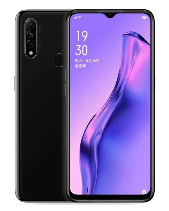Oppo A8 India