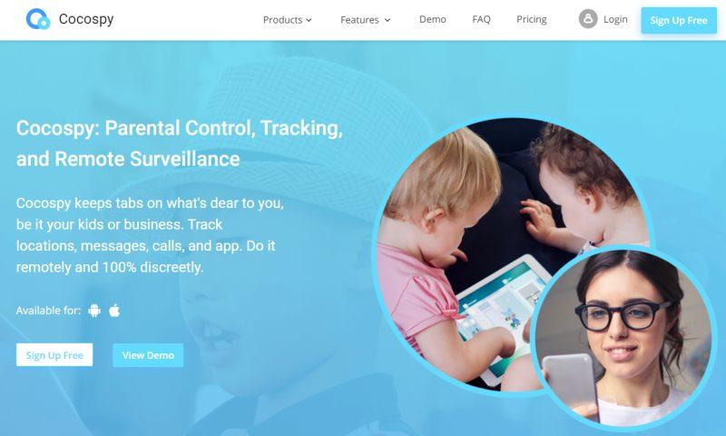 cocospy homepage 800x480 1