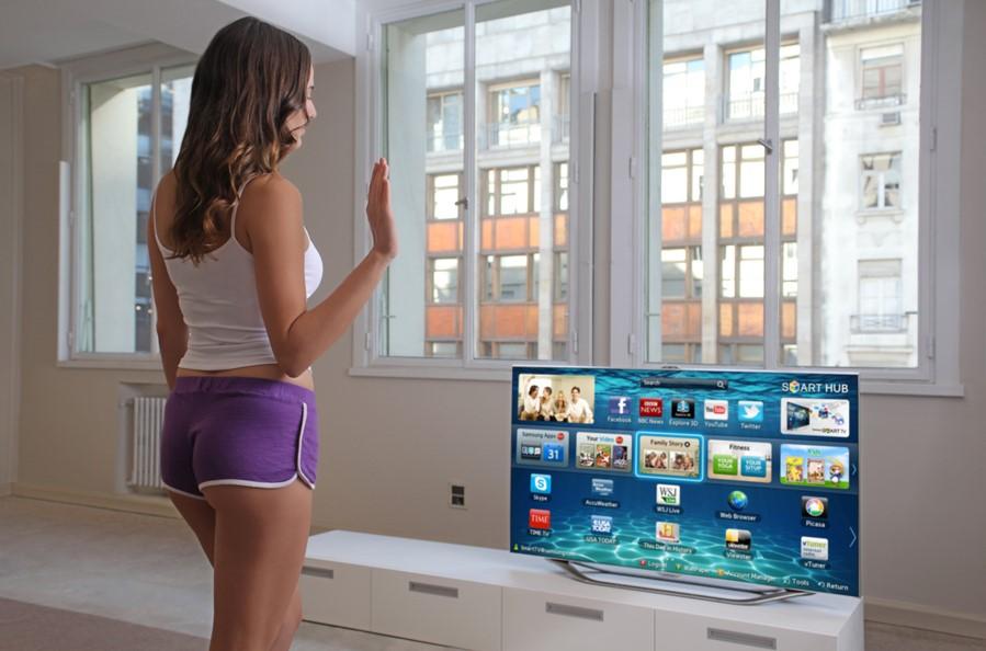 samsung smartTV campaign 2