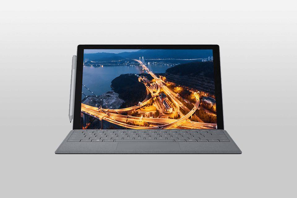 1. Microsoft Surface Pro 6