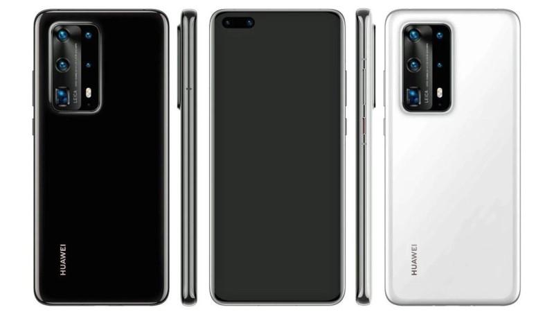Huawei P40 Pro Launch