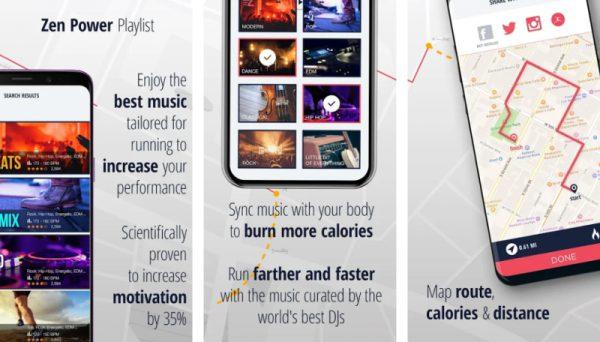 C25K- Best Fitness Apps
