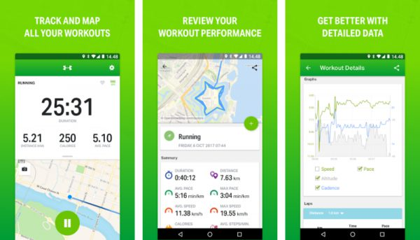 Endomondo- Best Fitness Apps