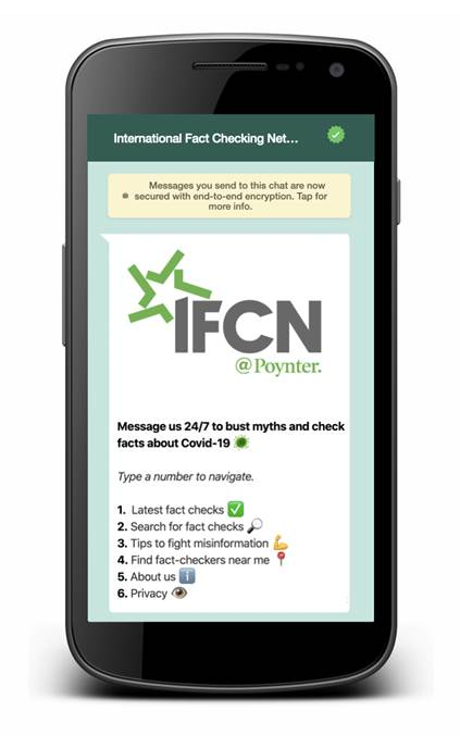 IFCN Bot