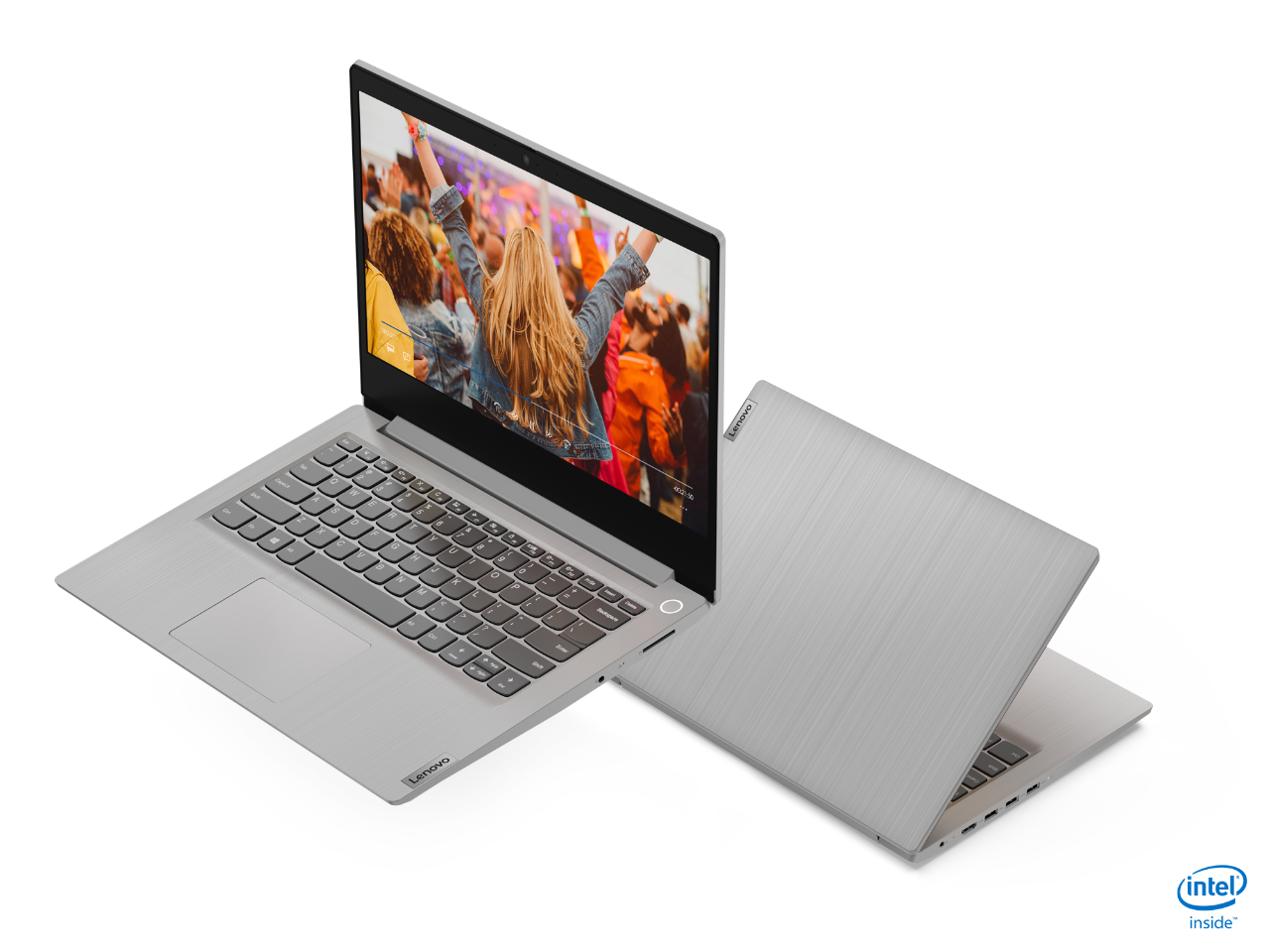 16 IDEAPAD 3 14INCH IMR PLATINUM GREY NON BACKLIT KB FPR INTEL HERO DUO BACK FRONT 1280x1280 1