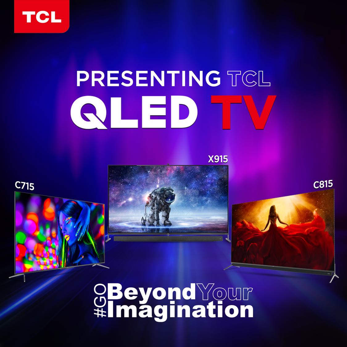 QLED Presenting