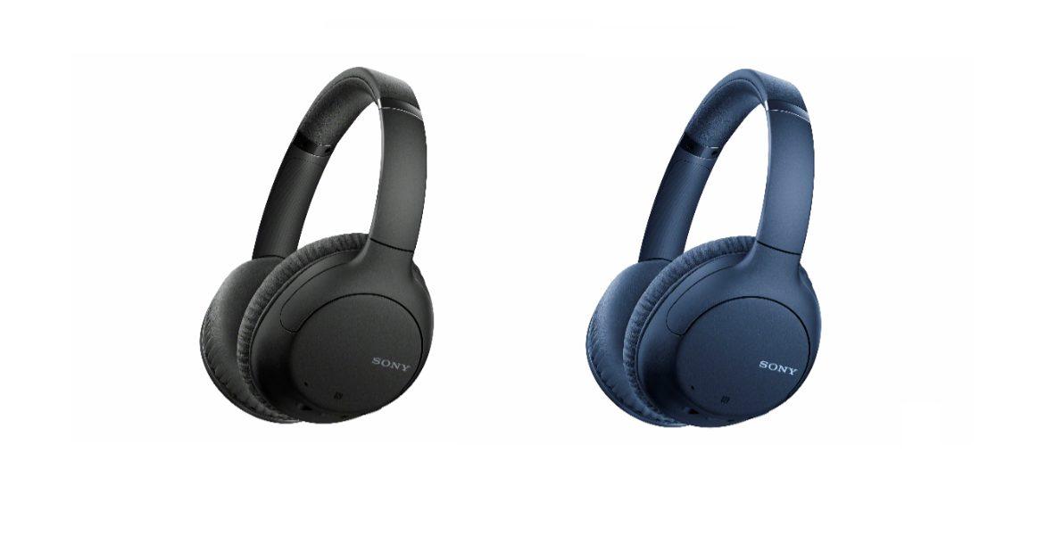 Sony WH CH710N headphones