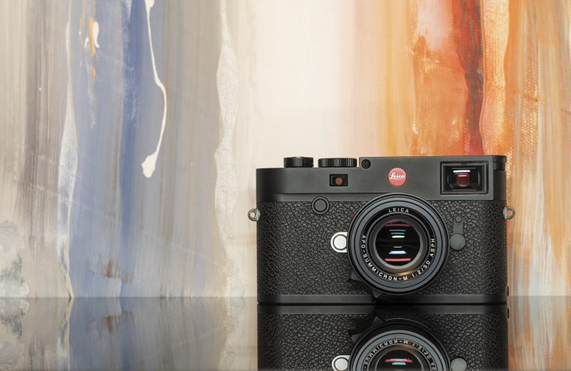 Leica's new M10-R packs a 40-megapixel sensor