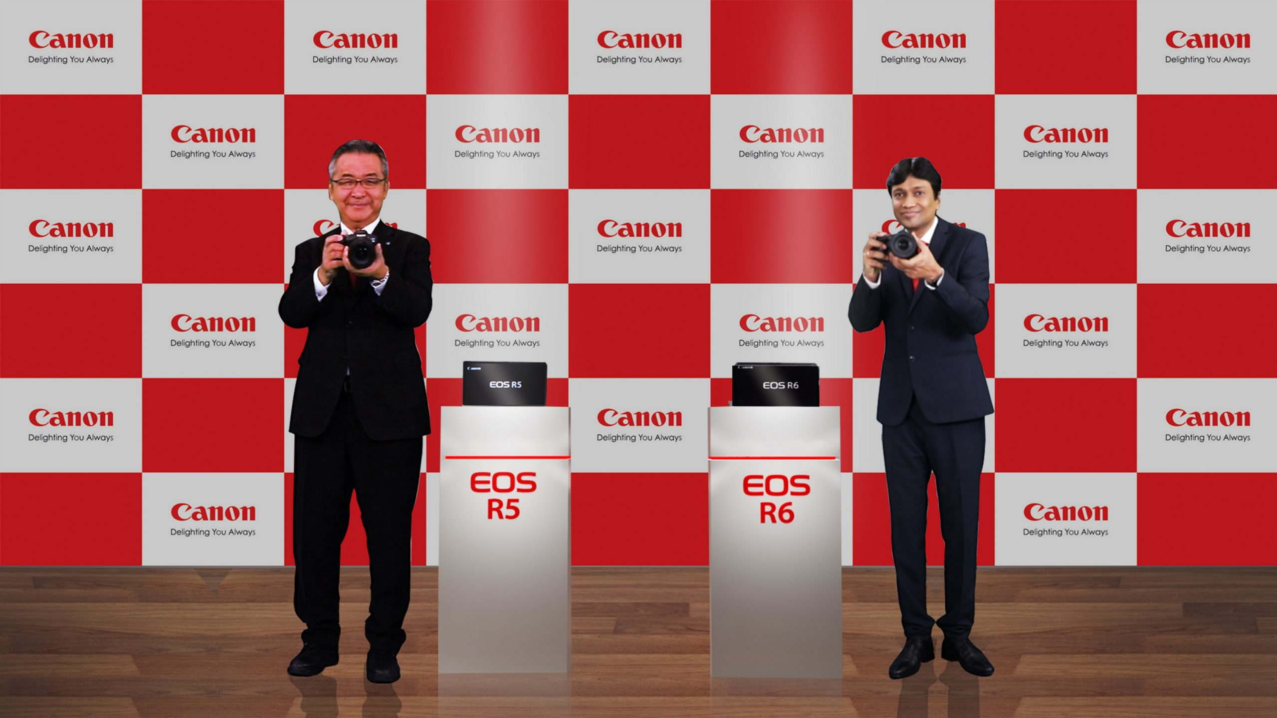 Product Unveiling Canon Launches EOS R5 and EOS R6 in India 09.07.2020 scaled