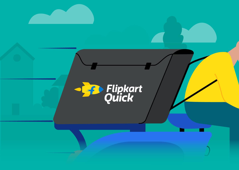 Flipkart Quick Logo