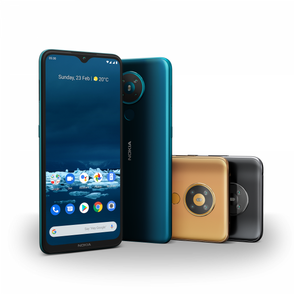 Nokia 5.3 Emotional HS DS PNG