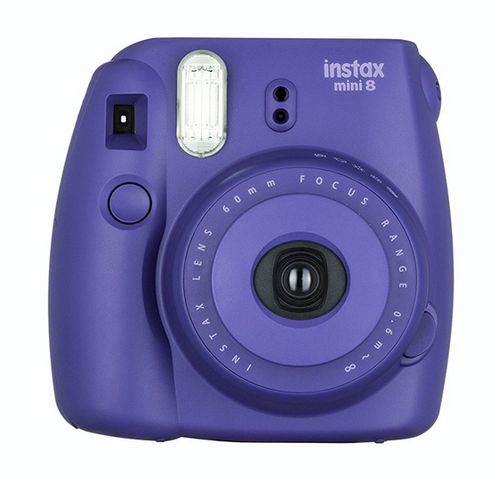 fujifilm instax mini 8 instant film camera grape 500x500 1