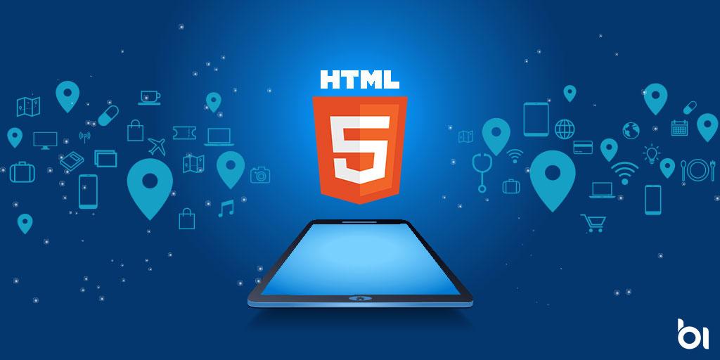 HTML5 App Development