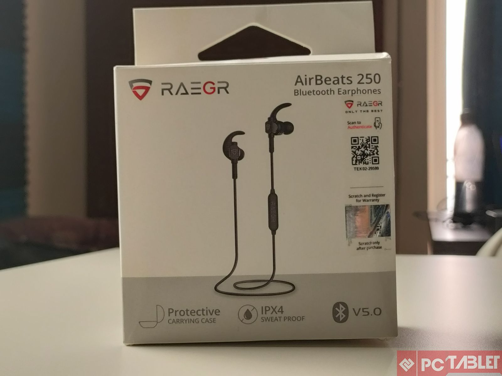 RAEGR 250 wireless earphones 1