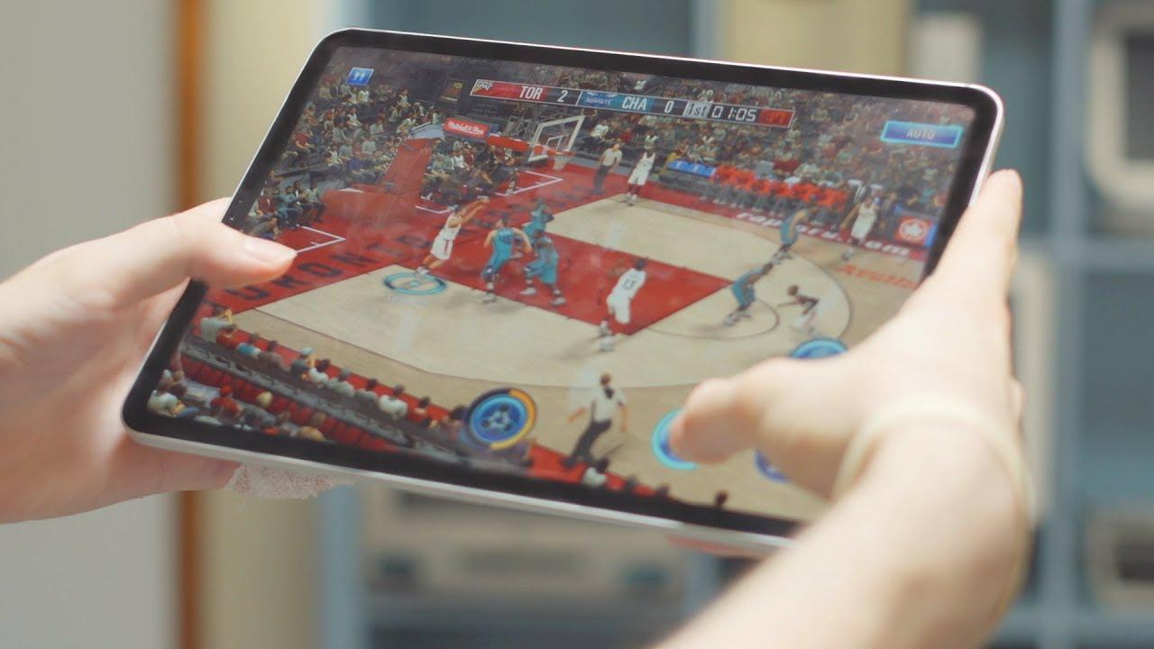 ipad gaming tablet