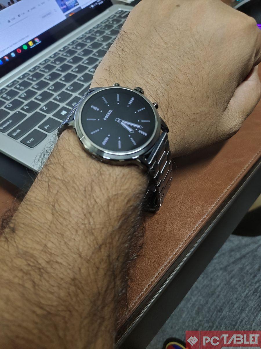 Fossil Gen 5 Smartwatch Review 3