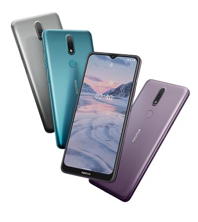 Nokia 2.4 Group
